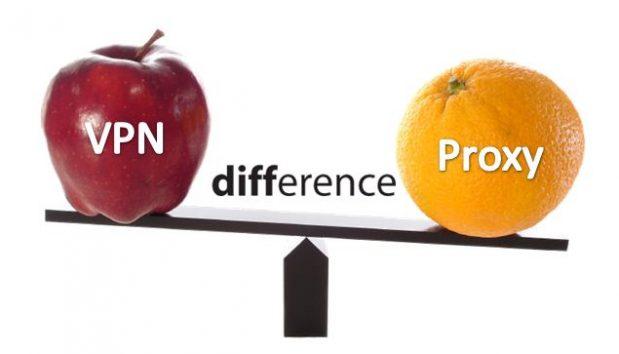تفاوت اصلی VPN و پروکسی در چیست؟